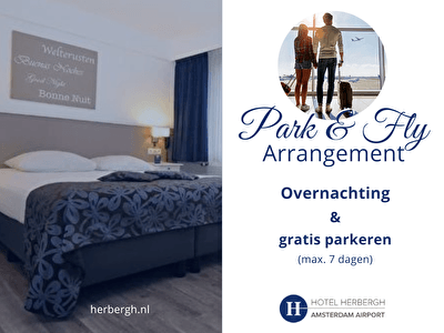 Package Park&Fly (7 days parking)